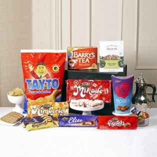 Ireland's Traditional Treat Box