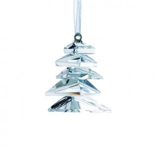 Galway Crystal Hanging Ornament