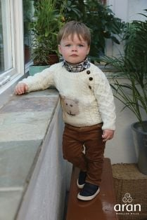 Buy Children's Irish Sweaters & Baby Irish Sweaters The