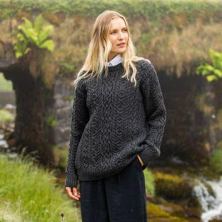 The Glendalough Aran Sweater