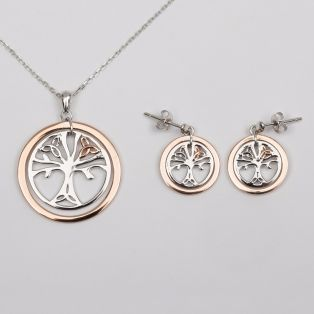 House of Lor Tree of Life Jewelry Set