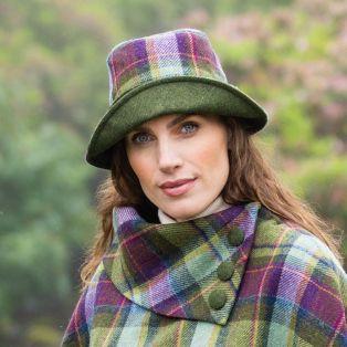 Clodagh Tweed Hat