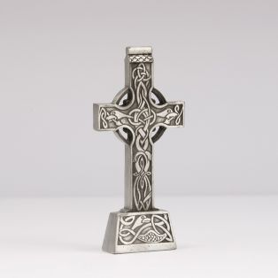 Mullingar Pewter Celtic Cross Ornament