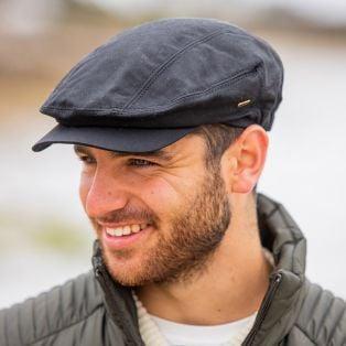 Kerry Wax Irish Flat Cap