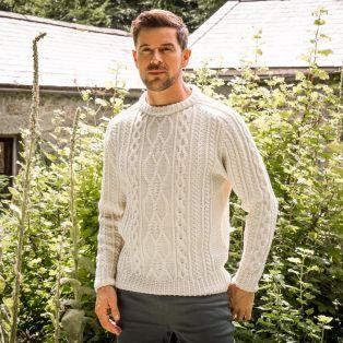 Men's Munster Aran Sweater