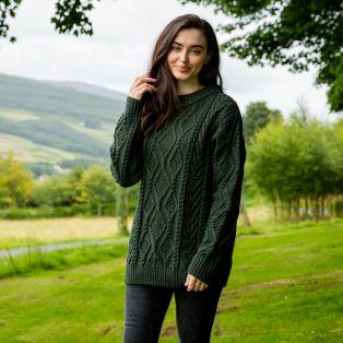 Nephin Aran Sweater