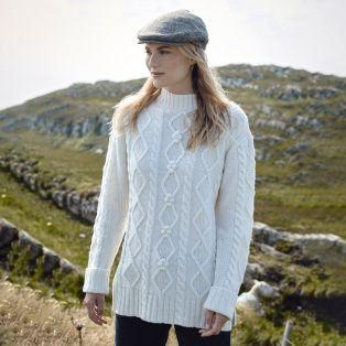 The Dunmoran Aran Sweater