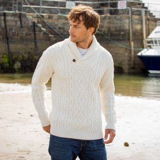 The Enniscrone Aran Sweater