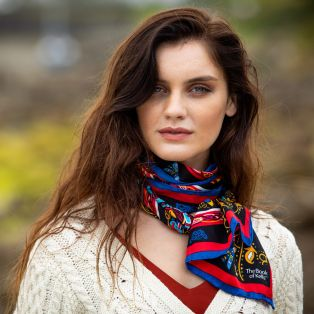 Buy Patrick Francis Book of Kells Scarf
