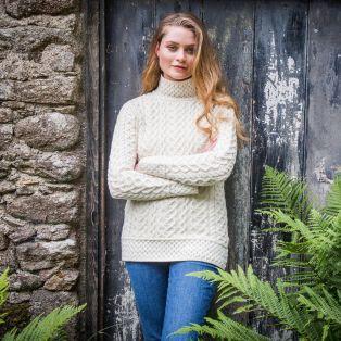 The Kilcar Aran Sweater