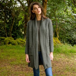 The Glenevin Waterfall Cardigan