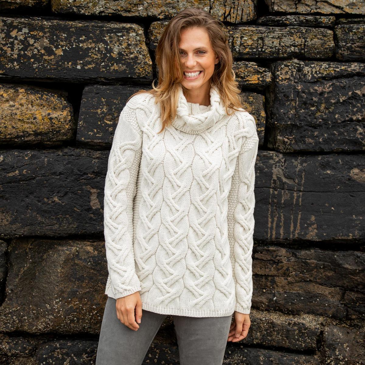 Comeragh Aran Sweater New Collection 2019