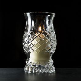 Galway Longford Giftware Pillar Hurricane Lamp