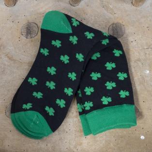 All Over Shamrock  Men's Socks
