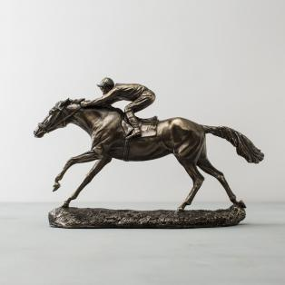 Genesis Final Furlong Irish Sculpture
