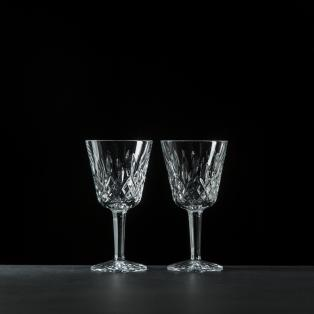 Waterford Crystal Lismore Claret Glasses