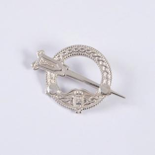 Sterling Silver Tara Brooch