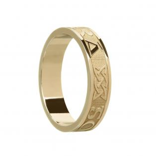 Gra Go Deo Love Forever 10K Ladies Wedding Band