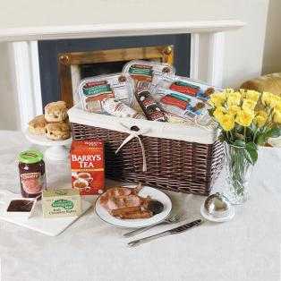 he Irish Breakfast Hamper US Only
