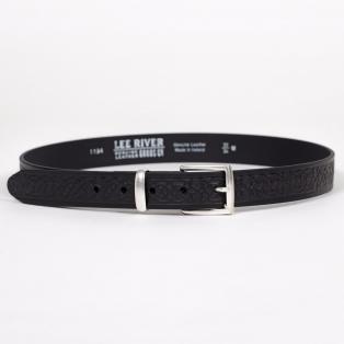 Ladies' Owen Celtic Leather Belt