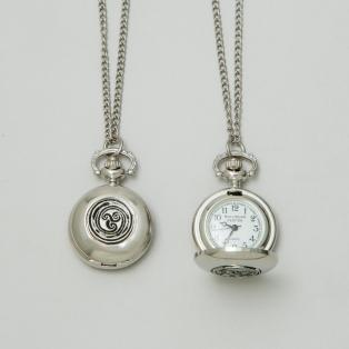 Mullingar Pewter Celtic Pendant Watch