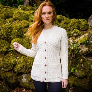 The Inisheer Boyfriend Cardigan
