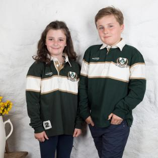 Kids' Ireland Rugby Sweatshirt