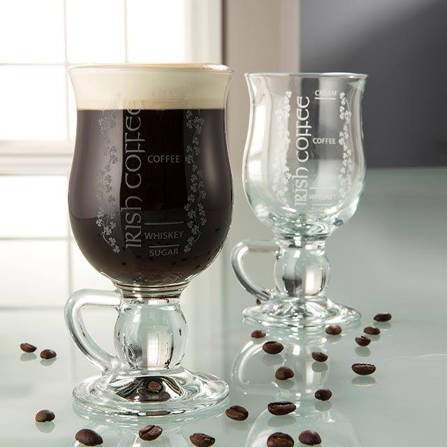 Irish coffee glasses-Irish homeware
