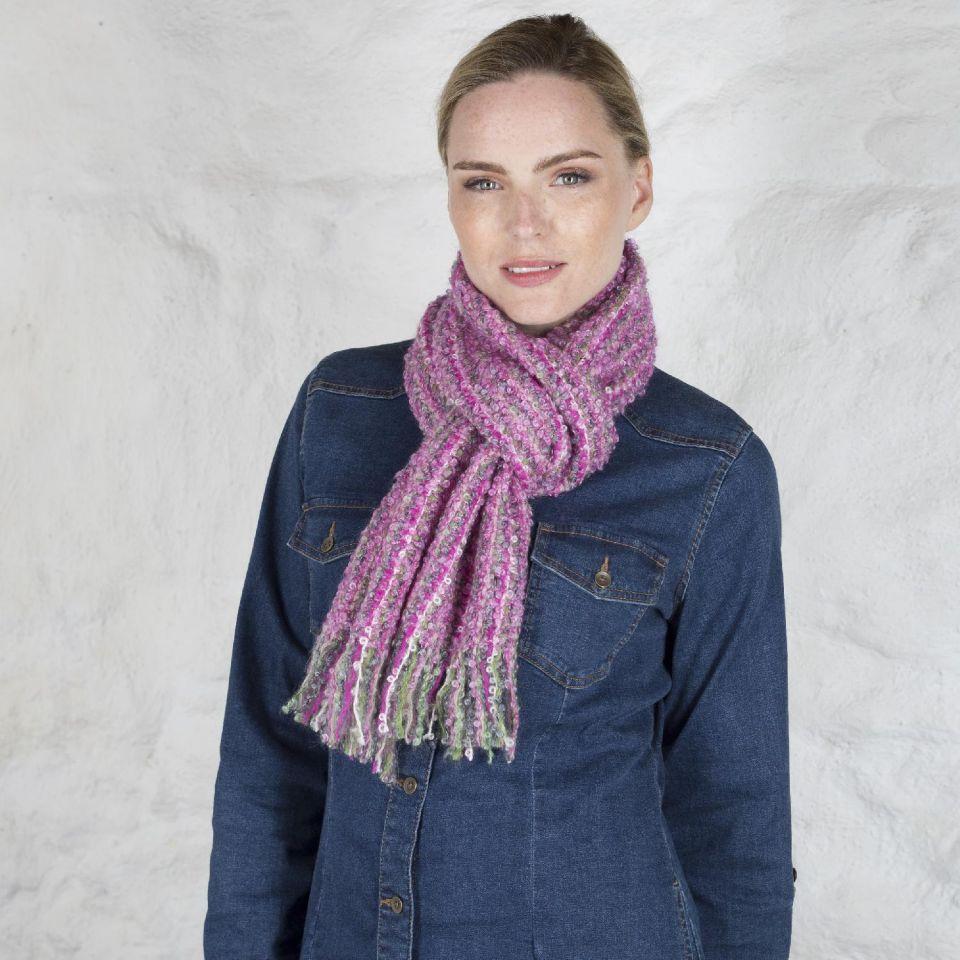 Mucros weavers scarf