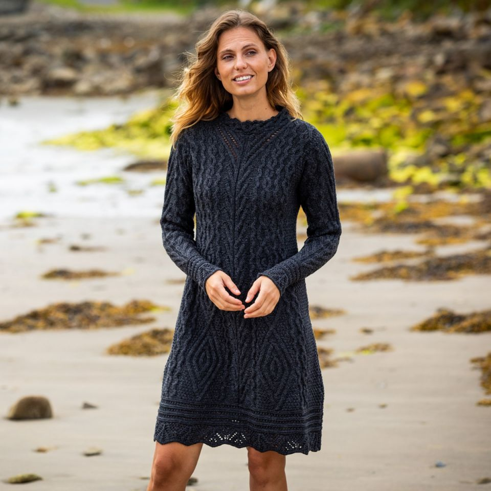The Irish Store Aran Dress