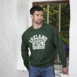 Men's Green Ireland Sweatshirt