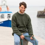 Donegal Fleck Sweater