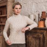 The Curracloe Aran Sweater