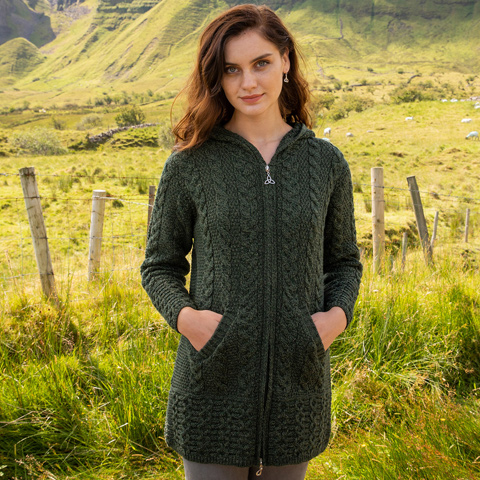 Irish Knitwear Clothing