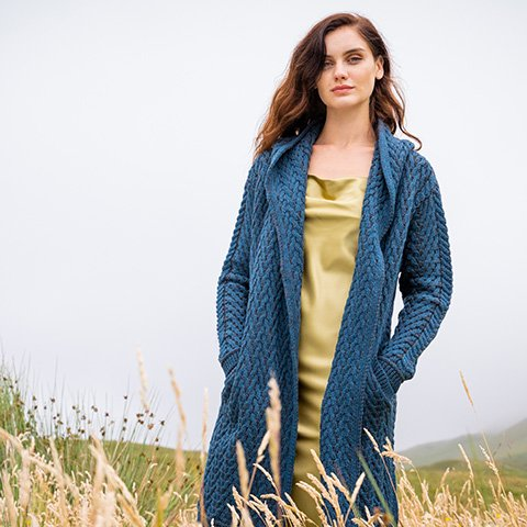 Irish Knitwear Cardigans
