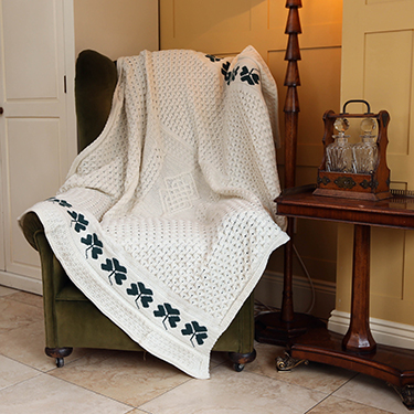 perfect wool throw