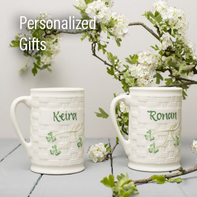 Personalized Irish Gifts