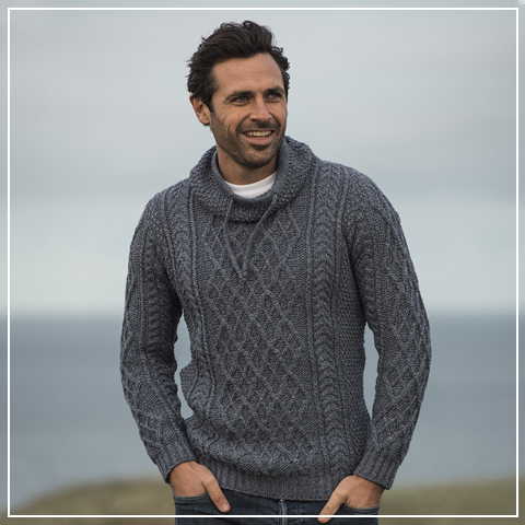 New Irish Knitwear Clothing