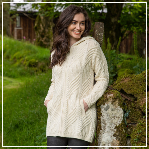 New Irish Knitwear Clothing