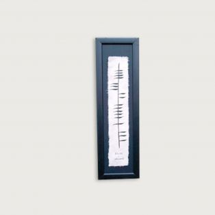 Ogham Welcome Gift
