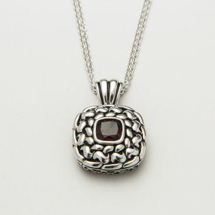 Aran Garnet Pendant
