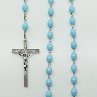 Boys First Holy Communion Irish Rosary Beads