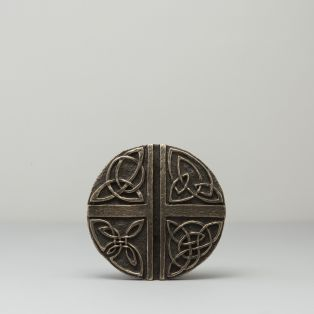 Celtic Love Cross Plaque