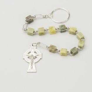 Connemara Marble Single Rosary