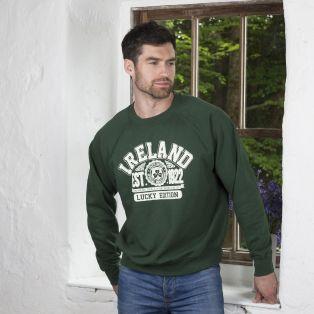 Green Ireland Sweatshirt