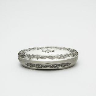 Personalised Claddagh Jewellery Box
