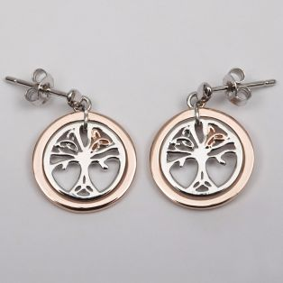 House of Lor Tree of Life Earrings