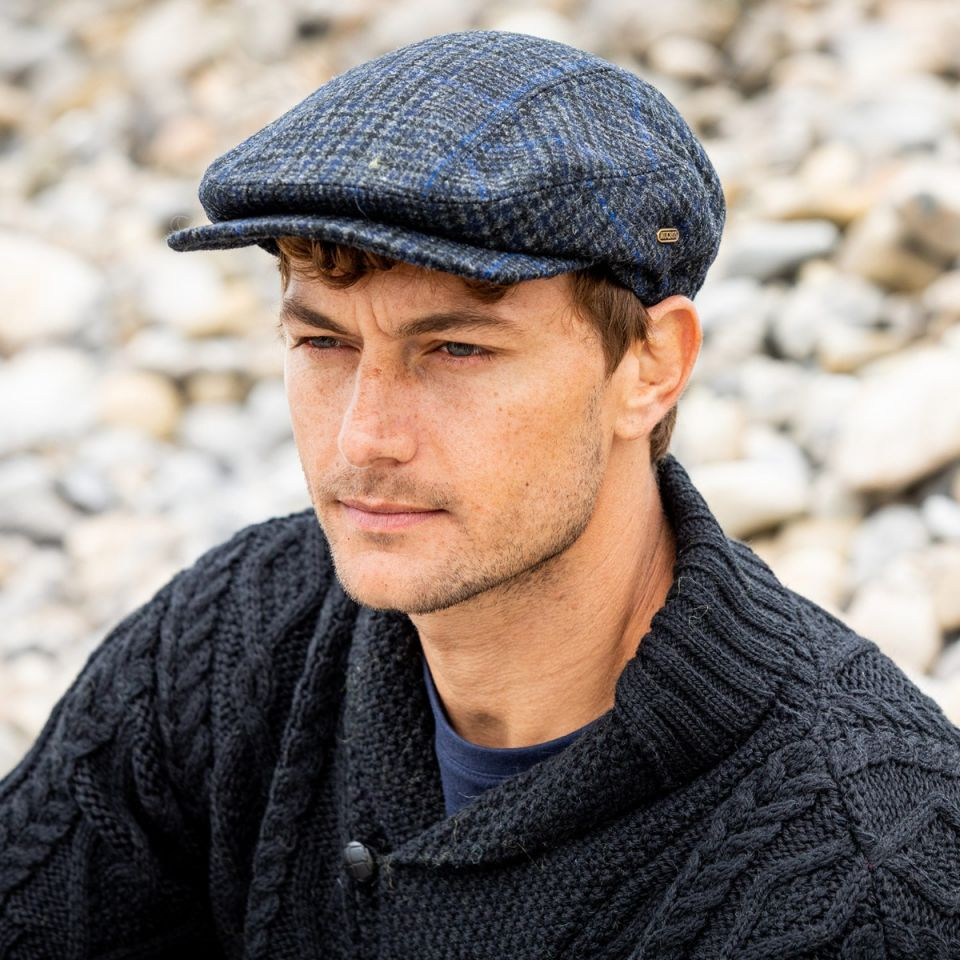 Fathers Day Flat Cap