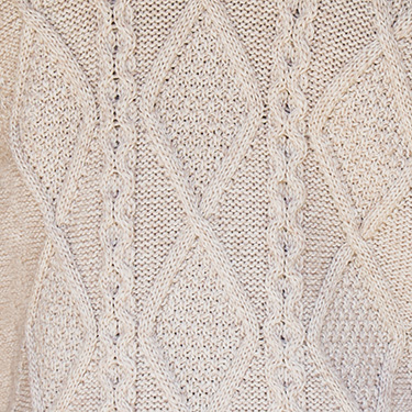 Age-Old Stitch Patterns shawl collar cardigans