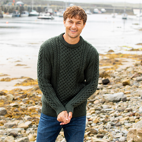 Irish Knitwear Clothing
